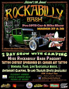 Rockabilly Bash