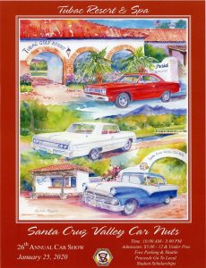 Santa Cruz Valley Car Nuts Show